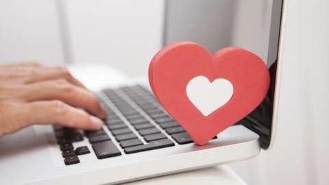 Hubungan, Cinta, Internet
