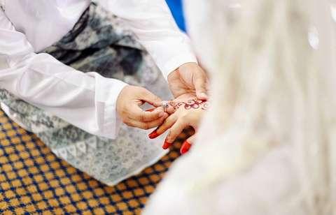 Hakikat, Jodoh, Perkahwinan